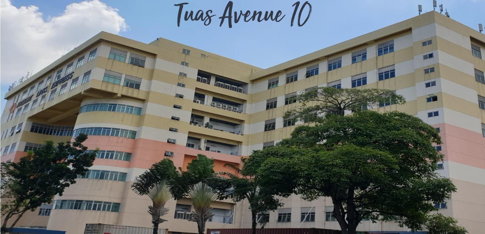 30 Tuas Ave 10, Singapore